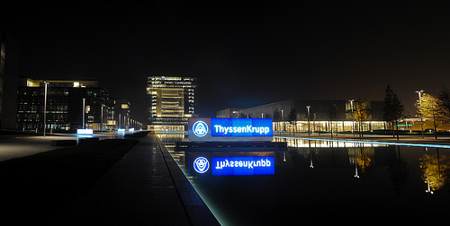 thyssenkrupp photo