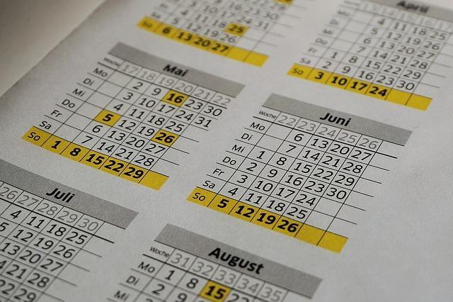 calendar Foto